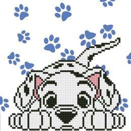Diamond Dotz Diamond Embroidery Facet Art Kit - Disney 101 Dalmatians