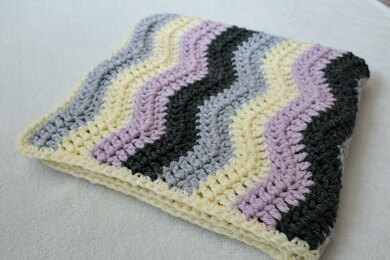 #15 Baby Chunky Blanket