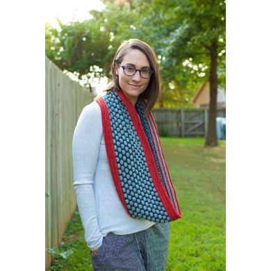 Poppin' Dots Cowl
