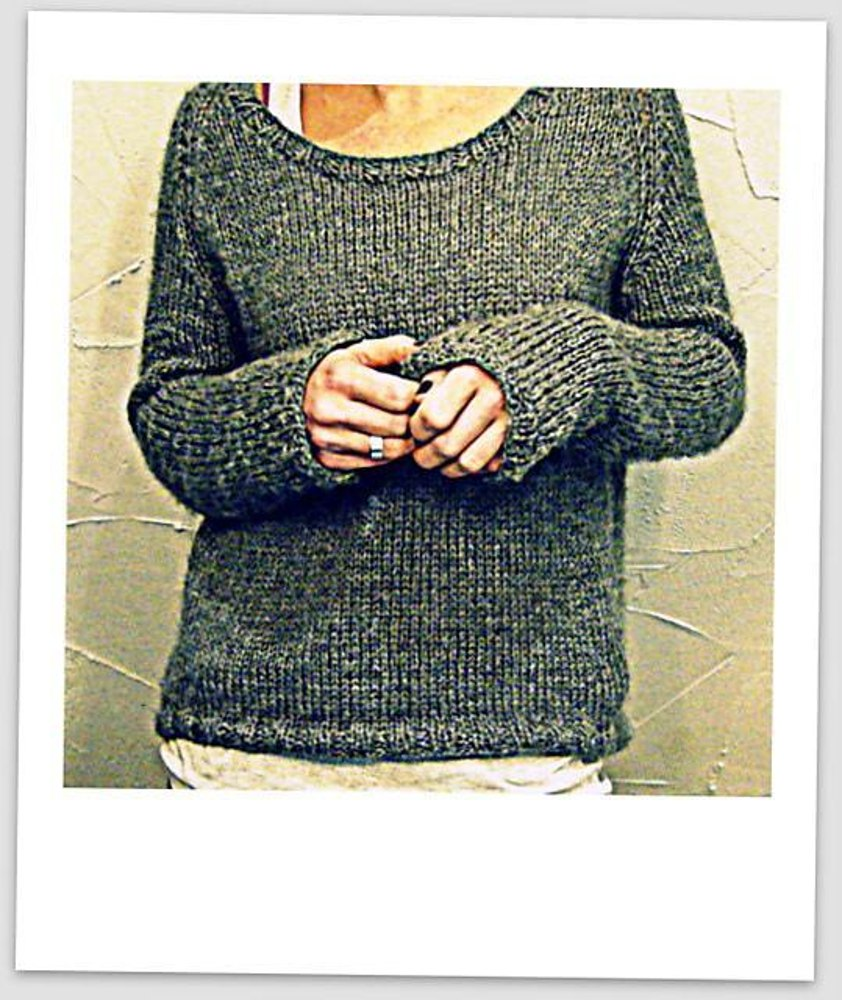 Il grande favorito Knitting pattern by Isabell Kraemer ...