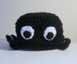 Spider Hat - Newborn to Adult