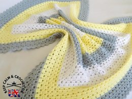 Superbly Simple Baby Blanket