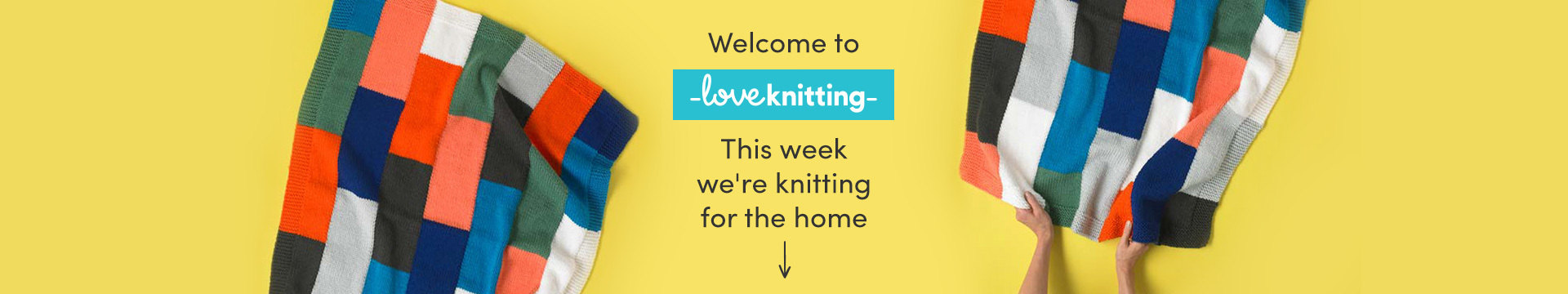 LK NA Knitting for the home