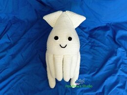 Amigurumi Squid Pattern No.20