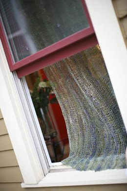 Knitted Curtain