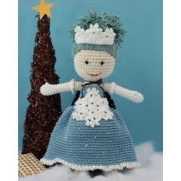 Winter Princess Lily Doll in Lily Sugar 'n Cream Solids