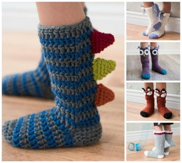 Character Sock Collection
