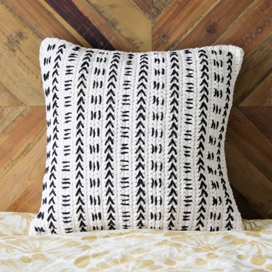 Easy Mud Cloth Pillow