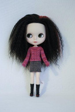 Edith Sweater for Blythe