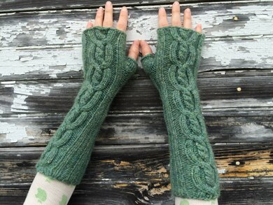 Dancing Lobster Mitts