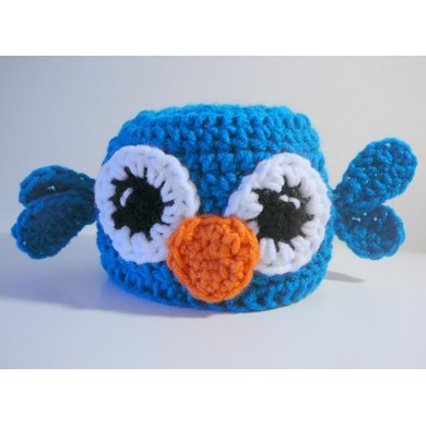 Bird Hat - Newborn to Adult