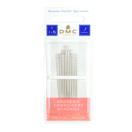DMC 12 Embroidery Needles