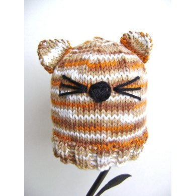 Calico Kitty Hat