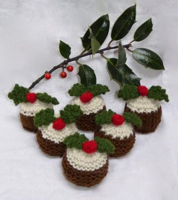 Christmas Pudding Ferrero Rocher Cosies