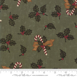 Moda Fabrics Sweet Holly 9630 15
