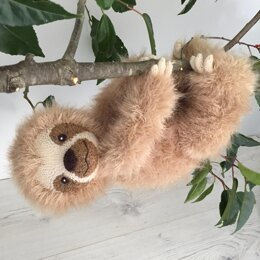 Sloth (Knit a Teddy)