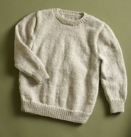 Pert Classic Pullover in Lion Brand Wool-Ease - 90186AD