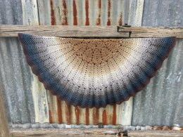 Evermore Bloom Heirloom Shawl