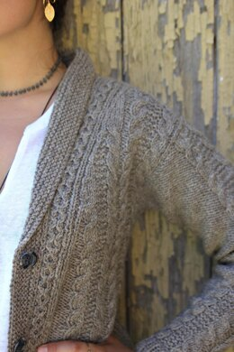 The Oban Cardigan