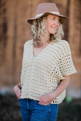 04d72e258f3 Tops Crochet Patterns