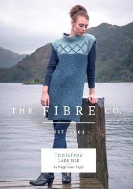 Lake Isle Tunic in The Fibre Co. Arranmore - Downloadable PDF