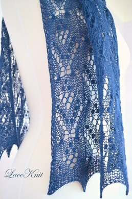 Lace Scarf Florence
