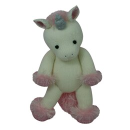 Unicorn (Knit a Teddy)