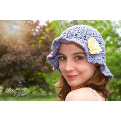 Fairy Lace Sun Hat