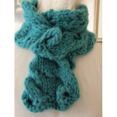 Swirl Cable Cowl