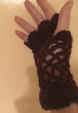 #scallop #net #mitts