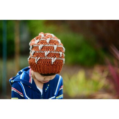 Birds of Feathers Slouch Beanie