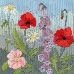Derwentwater Designs Long Stitch Seasons - Summer Kit