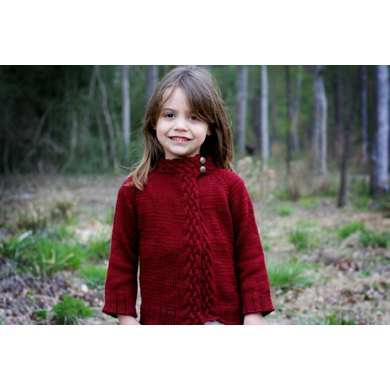 Avalon Cabled Cardigan