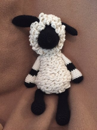Toft Sheep crochet project by Maximiliane Q | LoveKnitting