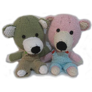Knitkinz Bear Family