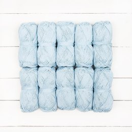Rico Creative Cotton Aran 10 Ball Value Pack