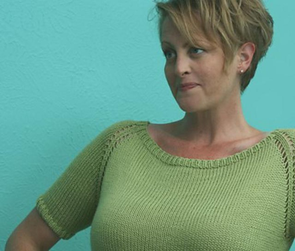 How to Knit a Sweater for Beginners (with Pictures) - wikiHow