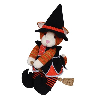 Witch (Knit a Teddy)