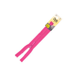 Zipper with Drop Painted Tag, S40 CE, 15cm