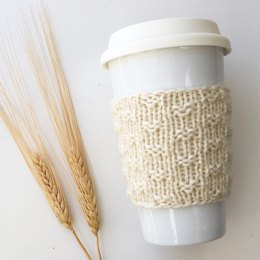 Ida Coffee Cozy / Cup Sleeve