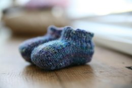 Seamless Baby Slippers