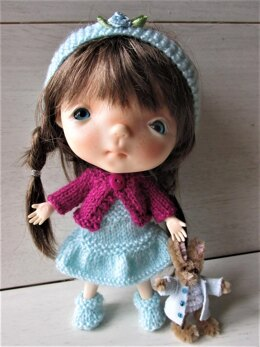 Tiny BJD Doll Outfit