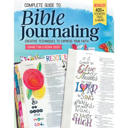 Design Originals Fox Chapel Publishing - Complete Guide To Bible Journaling