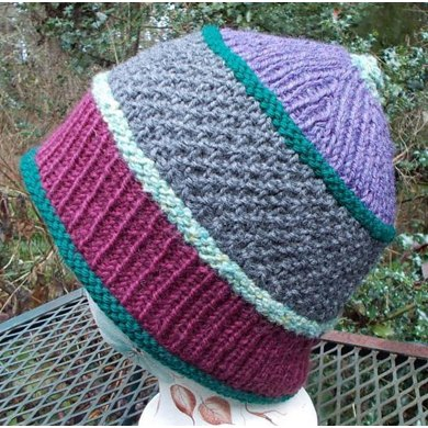 Stash-Busting Stripes Cap