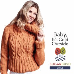 Baby, It's Cold Outside by Sugar Bush Yarns by Sugar Bush Yarns