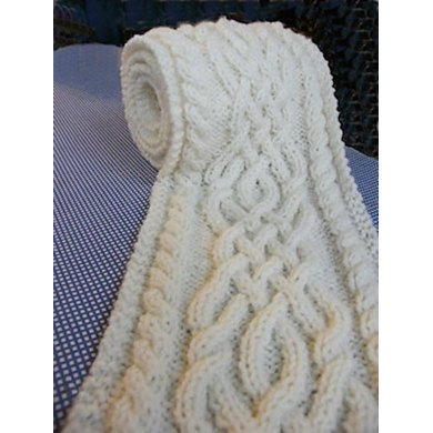 Dockside cable scarf