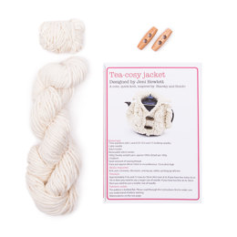 Fyberspates Tea Cosy Jacket Kit