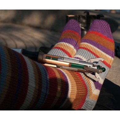 Socks for Travelling Through Space And Time