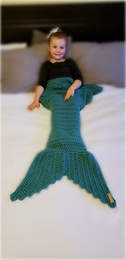 Waverly Mermaid Tail