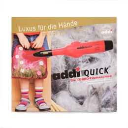 Addi Quick Turbo Felting Tool